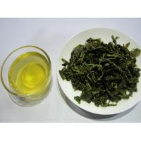 Wholesale Healthy Slimming Roasted Green Tea Leaves 150g With No Fermented from china suppliers
