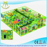 Wholesale Hansel preschool indoor play equipment  kids party equipment  kids plastic playhouse  indoor playground equipment canada from china suppliers