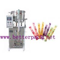 Wholesale ice pop jelly strip liquid soft tube filling sealing machine from china suppliers