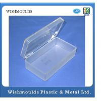 Wholesale Custom 2 Cavities Injection Moulding Products For Transparent Plastic Container from china suppliers
