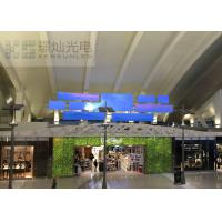 Quality Lightweight Full Color Indoor LED Displays P6 Ultra Slim 2000nit 110V - 240V for sale