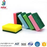 Wholesale Powerful Cleaning!!!Multipurpose High Density Magic nylon heavy duty Cleaning Sponge Scourer from china suppliers