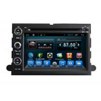 Wholesale Android Car Multimedia GPS FORD DVD Player For Explorer Expedition Mustang Fusion from china suppliers