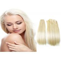 "Wholesale Simplicity 8"" - 40"" European Human Hair White Women Human Hair Extensions from china suppliers"
