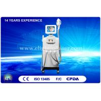 Wholesale 3 Handpieces IPL Skin Rejuvenation Machine Super Hair Removal Flexible Screen from china suppliers