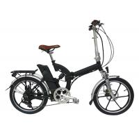 Wholesale Household Folding Electric Bike EN15194 Alloy Wheel with USB Plug from china suppliers