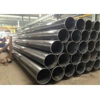 Wholesale Black Painting Welded Steel Pipe For Petroleum , Natural Gas Transportation Oil Line Pipe from china suppliers