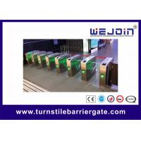 Wholesale DC 24V Subway  Metro Speed Gate Controlled Access Turnstiles from china suppliers
