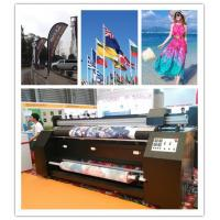 Wholesale Continuous Ink Digital Printing Machines For Fabrics , High Resolution from china suppliers