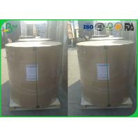 "Wholesale 100% Virgin Wood Pulp Jumbo Roll Paper 60gsm 20"" 24"" 36"" 30"" For Book Printing from china suppliers"