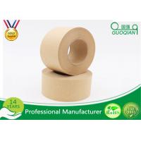 Wholesale Fiberglass Water Active Self Adhesive Kraft Paper No Water Required from china suppliers