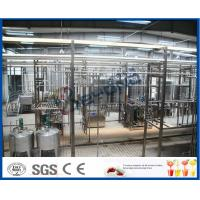 Wholesale 1500LPH UHT Milk Processing Line , Milk Powder Fresh Milk UHT Dairy Processing Plant from china suppliers