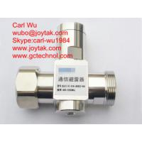 Wholesale Outdoor Antenna Surge Arrestors Lightning Protection 7/16 DIN Male to Female DIN-JK-2 from china suppliers
