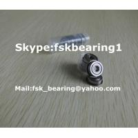 Wholesale Metric F605ZZ Miniature Flanged Ball Bearings 5mm x 14mm x 5mm from china suppliers