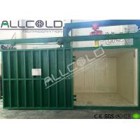 Wholesale Cabbage Fresh Keeping Vacuum Cooling System 540 Volt 60HZ 3P 2.8X2.2X2.2 M from china suppliers
