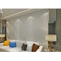 Wholesale 3D Peel And Stick Modern Removable Wallpaper Washable For Office , Strippable Type from china suppliers