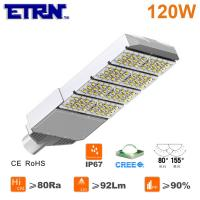 Wholesale ETRN Brand CREE LED 120W LED Streetlights Garden Road Square Parking lights Highway from china suppliers