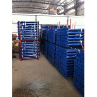 Buy cheap Heavy Duty Acrow Adjustable Scaffolding Prop / Steel Trestles For Builders from wholesalers