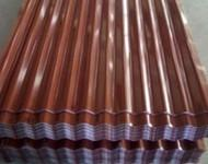 Wholesale High Strength Prepainted / Galvanized corrugated metal roofing sheet from china suppliers