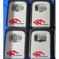 Wholesale Zinc Alloy 2-Key Master Security Cable Lock Box 8 ~ 10cm Diameter from china suppliers