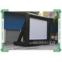 Wholesale Strong Inflatable Movie Screen For Family , Custom Advertising Inflatables from china suppliers
