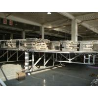 Wholesale Tig Welded System Maintenance Scaffolding High Tensile with Ring lock joints from china suppliers