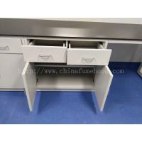 Buy cheap Workbench Furniture Manufacturer / Chemical Laboratory Bench / Biology Laboratory Tables from wholesalers