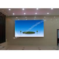 Wholesale P4 Indoor 512mm x 512mm cabinet led wall rental display screen with HUB75-A port from china suppliers