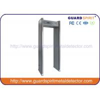 Quality 12 Zones Full Body Metal Detectors Walk Through , lcd Display Screening for sale
