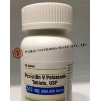 Buy cheap Pencillin V Medical Tablets USP 500mg A disease caused by penicillin sensitive bacteria from wholesalers