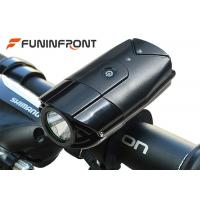 Wholesale 3 Gears Helmet LED Bike Lights, USB Rechargeable CREE T6 Bicycle LED Headlight from china suppliers