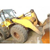 Wholesale wa320-5 2010 komatsu used loader for sale front end loader from china suppliers