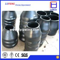 Wholesale Hot Pipe Fittings astm a105 socket welded reducer from china suppliers