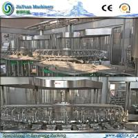 Quality Good Quality Rotary Filling Machine for Pure, Mineral Water Filling with Large Capacity on 12000BPH for sale