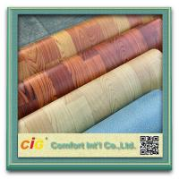 Wholesale Custom Printing Wood Grain Artos PVC Floor Covering , Plastic Floor Coverings for Wedding from china suppliers