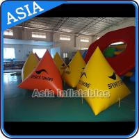 Wholesale Floating Striking Marker Inflatable Buoy  For Water Triathlons Advertising from china suppliers