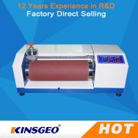 Wholesale Rubber Abrasion Resistance Test Machine Manual / Automatic Operation from china suppliers