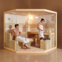 Wholesale CE, ROHS, ETL high quality and best price 6 Person Sauna House  from china suppliers