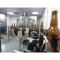 Wholesale Craft Beer Filling Machine 500 Bottles - 800 Bottles Per Hour Mechanical Driven from china suppliers