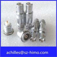 Wholesale Lemo FFA.0S.304.CLAC44, 4 Pole Male Straight Cable Mount Circular Connector,Male Contacts from china suppliers