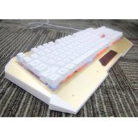 Wholesale High End Tri Color LED Bluetooth Backlit Keyboard Programmable Gaming Keyboard from china suppliers