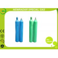 Wholesale 40L Seamless Steel Compressed Gas Canister For High Purity Gases from china suppliers