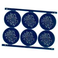 Wholesale Electronic Printed Circuit Board FR4 PCB Board 0.012mm - 0.017mm Solder Mask from china suppliers