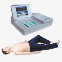 Wholesale ECG Adult First Aid Manikins with ACLS Computer Screen for Colleges Training from china suppliers