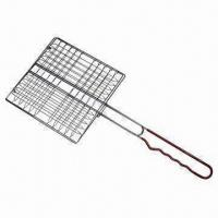 Buy cheap Chromed Grilling Basket from wholesalers