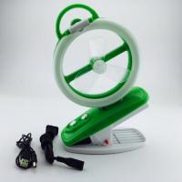 Wholesale 220V High Speed Rechargeable Fan Usb Rechargeable Portable Fan green from china suppliers