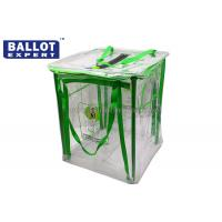 Wholesale Flexible Material Collapsible Ballot Box 45W x 45D x 60H For Election from china suppliers