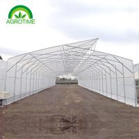 Wholesale 2019 poly film thickness butterfly greenhouse grow tent for vegetables from china suppliers