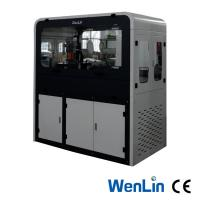 Wholesale 3 Punches A3 Sized PVC Card Punching Machine Semi Automatic Servo Motor from china suppliers