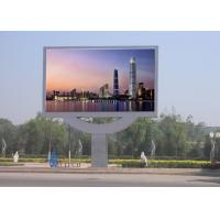 Wholesale P5 Media Advertising LED Full Color Screen / Outdoor Full Color LED Signs from china suppliers